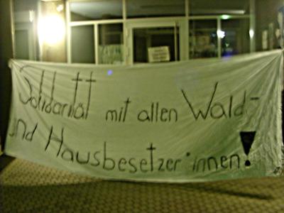 Unterstützung aus Osnabrück